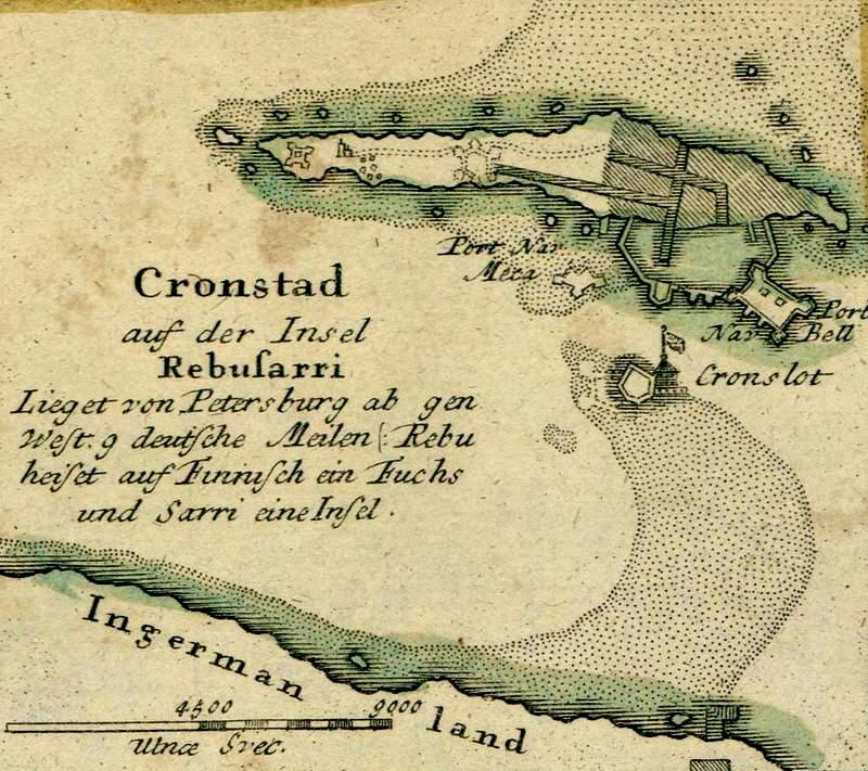 Форт Константин, Кронштадт