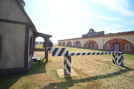 Экскурсии по форту Константин - круглый год